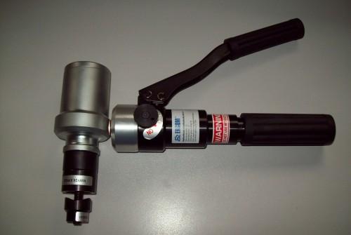 wykrojnik hydrauliczny